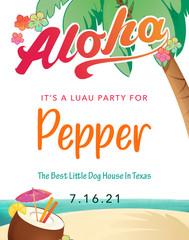 Sticker + Promo (Pepper's B-Day Luau).jpg