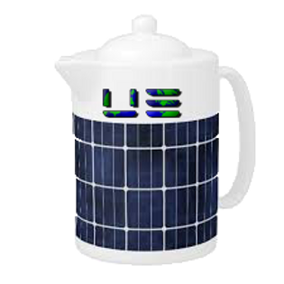 Solar Powered Kettle