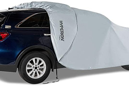 Solar Powered Car Cover