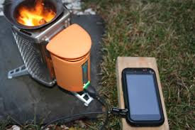 Solar Camping Stove