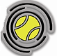 Spin tennis coach singapore ball Logo
