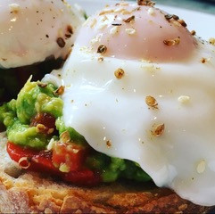 Deliciously Yucky Avocado Breakfast
