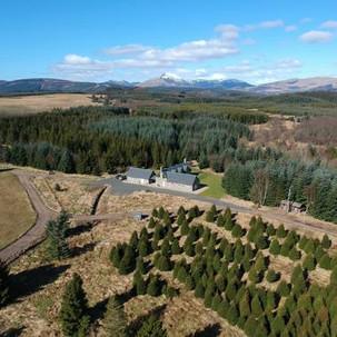 Birdseye View of Muir Estate