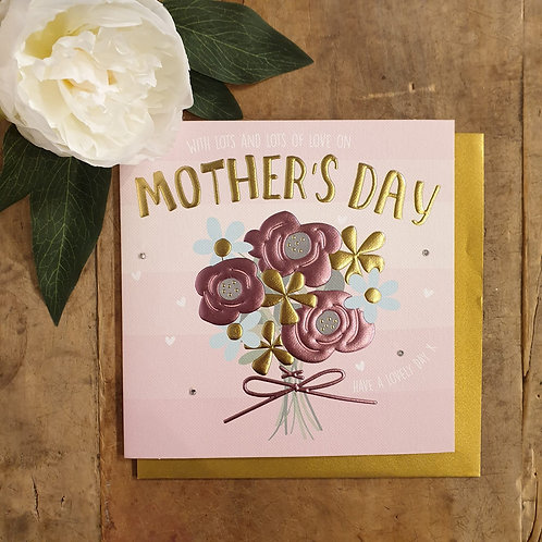 'Mother's Day' - Mother's Day Card
