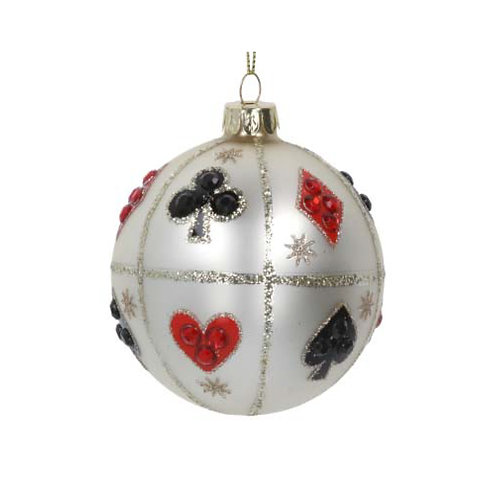 House of Cards Christmas Bauble