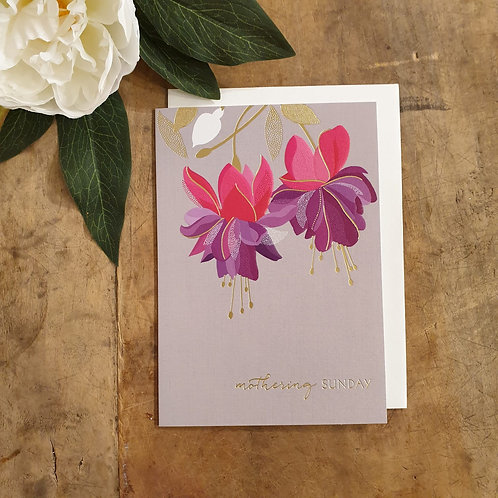 'Mothering Sunday' - Mother's Day Card