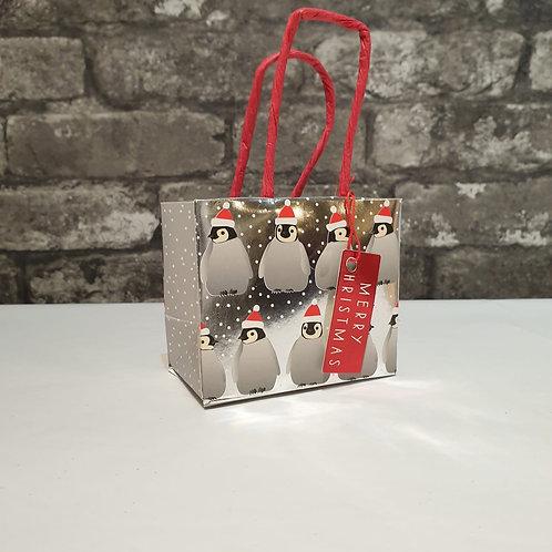 Luxury Mini Penguin Gift Bag