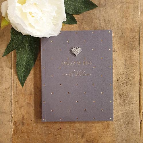 'Dream Big' Small Notebook
