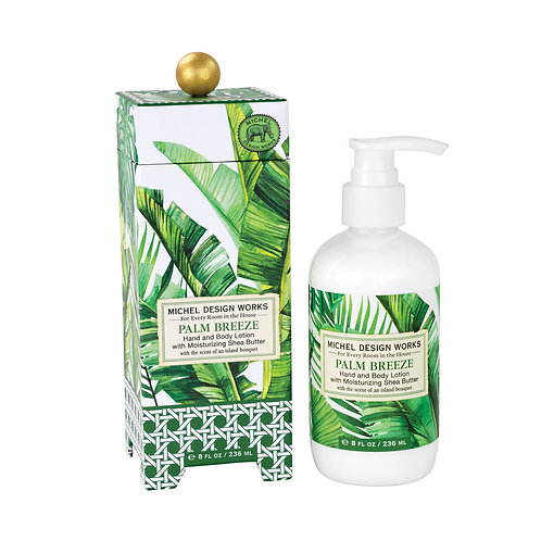Palm Breeze Hand and Body Lotion