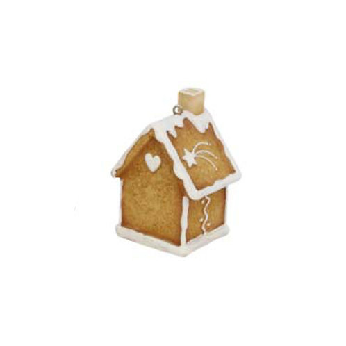 Mini Gingerbread House Decoration