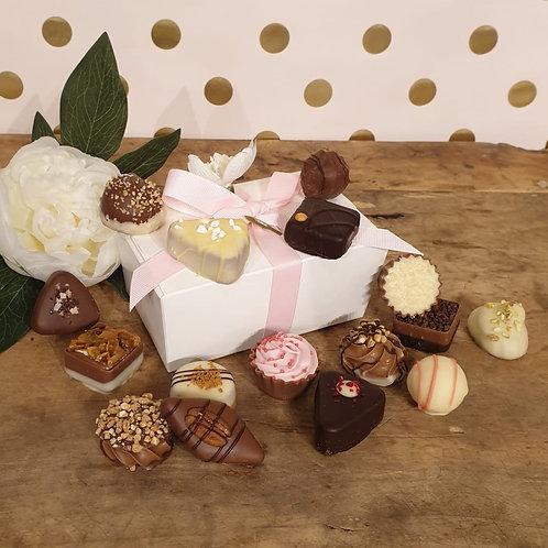Small Selection Box of Belgian Chocolates