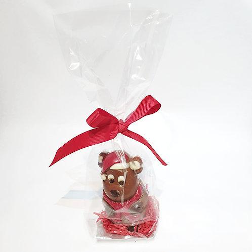 Belgian Milk Chocolate Reindeer