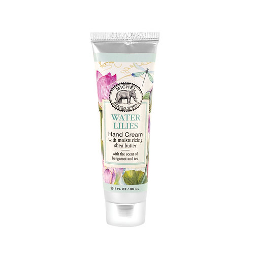 Waterlilies Hand Cream