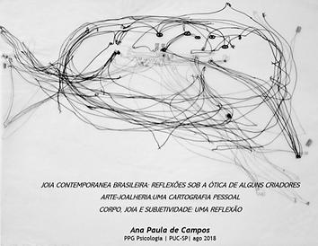 CARTOGRAFIA DE UM PESQUISADOR: DO MESTRADO AO POS DOC