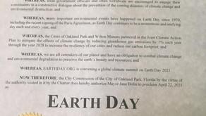 Proclamation | Green Initiative