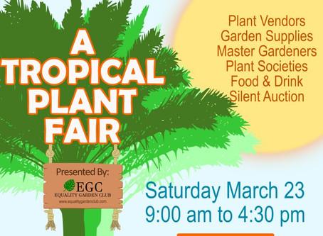 7th Annual A Tropical Plant Fair