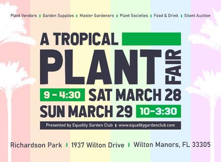 8th Annual A Tropical Plant Fair