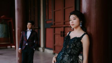 Belinda and Vincent