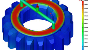 성형 공정 전반에서 사용할 수 있는 국소 내열성의 빠른 설정 기능
