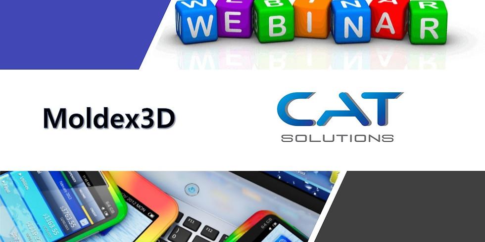 Webinar : Moldex3D simulation tips and tricks (1)