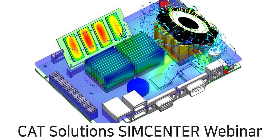 Webinar : SIMCENTER를 활용한 공기조화기 시뮬레이션