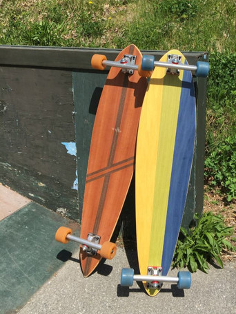 Father-Son Longboards