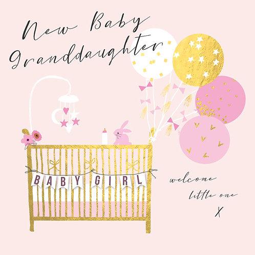 Hammond Gower - New Baby Granddaughter