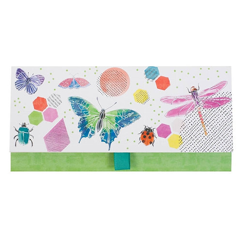 ARTEBENE Butterfly & Friends Money Wallet