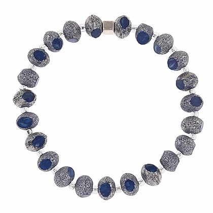 Carrie Elpseth Blue Meteor Bracelet