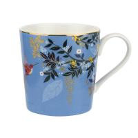 Sara Miller London Portmeirion Chelsea Mug - Light Blue