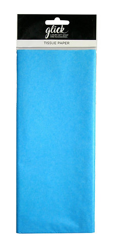 Glick - Turquoise Tissue Paper