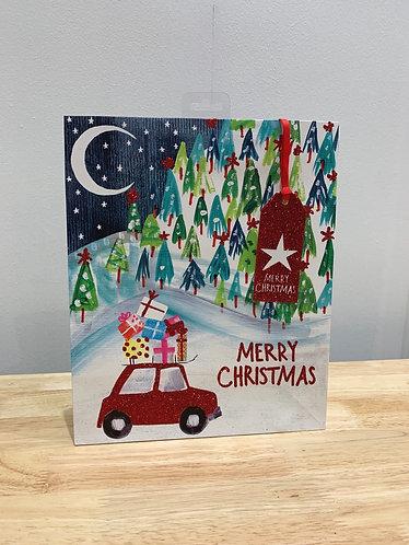 Glick - Christmas Car Gift Bag