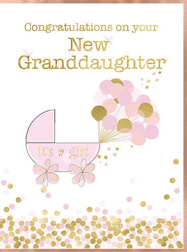 Rush Design -New Granddaughter