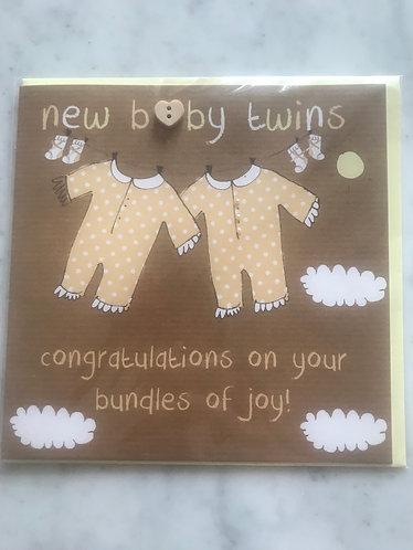 Laura Sherratt - New Baby Twins