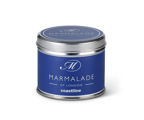 Marmalade - Coastline Medium Tin Candle