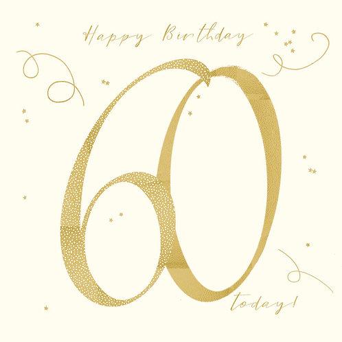 Hammond Gower - Happy Birthday 60