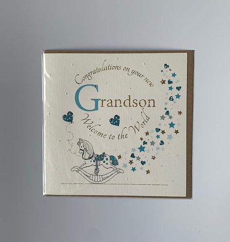 Rush Design - New Grandson