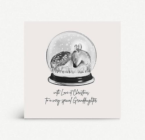 Five Dollar Shake Xmas - Special Granddaughter