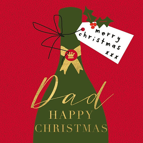 Hammond Gower Xmas - Dad Happy Christmas