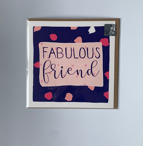 Molly Mae - Fabulous Friend