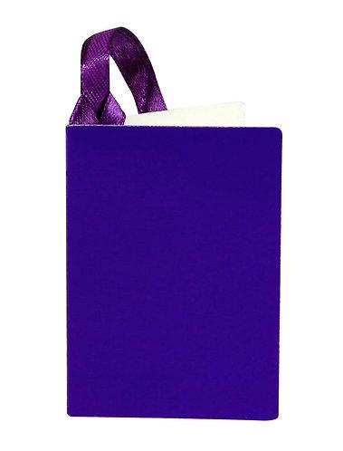 Glick - Violet Gift Tag