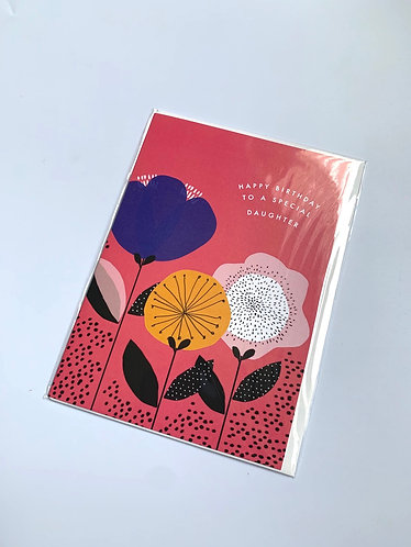 The Handcrafted Card Company - Special Daughter