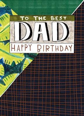 Paper Salad - Best Dad