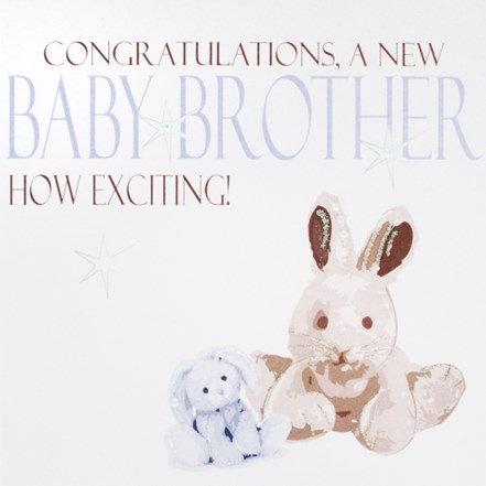 Congratulations You're a Big Brother Card