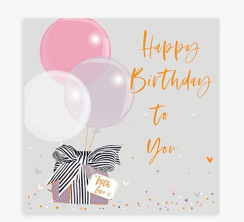 Belly Button - Happy Birthday To You