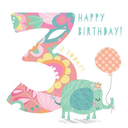 Pink Pig - 3 Today!