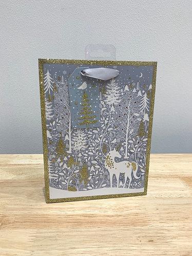 Glick - Glitter Unicorn Scene Gift Bag