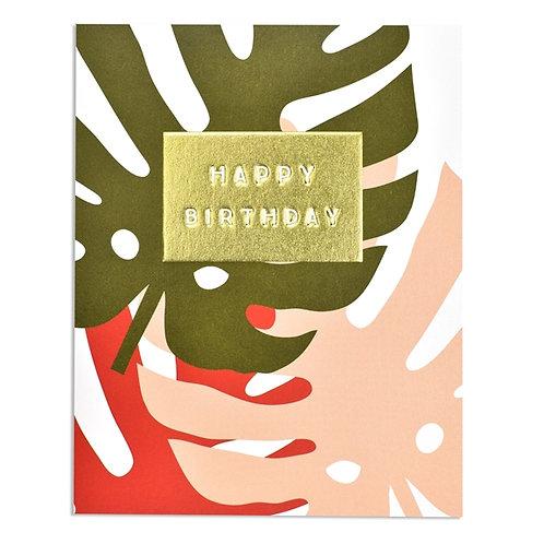 Think of Me - Happy Birthday