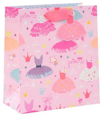 Glick - Medium Princess Gift Bag