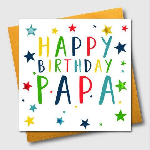 Claire Giles - Happy Birthday Papa